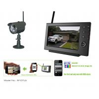 Best Bank / Airport 4 Channel Security Camera System CCTV Kits High Resolution wholesale