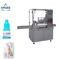 Wholesale Eye Drop Bottle Filling Capping Machine High Accuracy For Glass Bottle from china suppliers
