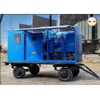 Wholesale 110KV Transformer Insulation Oil Purifier With Double Stage Vacuum Pump System from china suppliers
