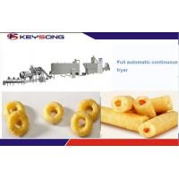 Buy cheap Automatic Corn Rice Inflating Snack Extruder Making Machine from wholesalers