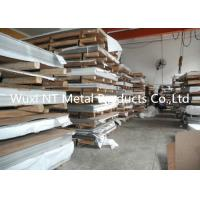 Best 304 304L 316 316L Cold Rolled Stainless Steel Sheet For Heating Water System wholesale