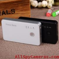 Wholesale 3000mah 1080P WIFI Power bank Spy Hidden camera for Android and IOS from china suppliers