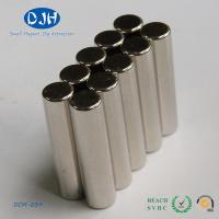 Wholesale Industrial Monopole N50 Sintered Neodymium Magnet Cylinder Shaped High Strength from china suppliers