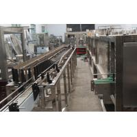 Wholesale SUS304 Oil Filling Machine Glass Bottle Sterilizer Equipment With CE Certificate from china suppliers