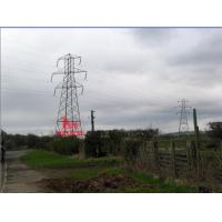 China 132KV DOUBLE CIRCUIT ANGLE DIVIATION TOWER for sale