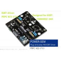 Best Dual IGBT driver,plug and play.PSPC822-1713,designed for Mitsubishi IGBT CM800DZ-34H. or other 800A,1700v IGBTs. wholesale