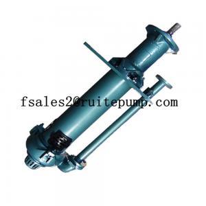 Best Chemical used corrosion resistant vertical slurry pump wholesale