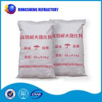 Wholesale High Alumina Content Refractory Castable from china suppliers