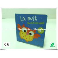 Wholesale 6 Button Animal Sounds Book Module For Indoor Kid