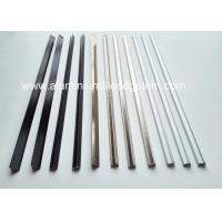 Wholesale T Shaped Aluminium Metal Border Tile Edge TrimFor Composite Panel Wall from china suppliers