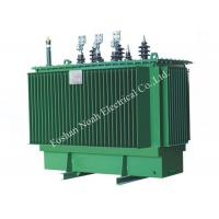 Wholesale Dyn11 Distribution 100KVA  / 200KVA High Voltage Power Transformers 11kv from china suppliers