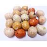 OEM Sweet Corn Wasabi Crispy Coated Peanut Snack Good For Spleen / Stomach for sale