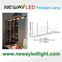 Wholesale Suspended LED Linear Light Fixture Direct Down Lighting 3W COB LED from china suppliers