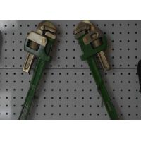 Wholesale Adjustable Non Sparking Pipe Wrench Explosion Proof Hand Tool Safety from china suppliers