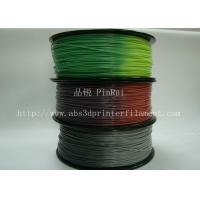 Wholesale ABS PLA 3d printer filament color changed with temperature for Cubify and UP from china suppliers