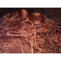 Wholesale Scrap Copper Wire 99.9% from china suppliers