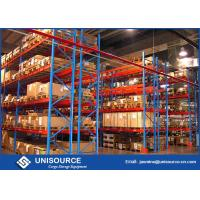 Wholesale Multi Level Warehouse Storage Shelving , 500 - 20000 Height Mm Industrial Racking Systems from china suppliers