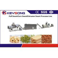 Wholesale Industrial Puffed Corn Snack Food Making Machine Stainless Steel Food Extruder from china suppliers