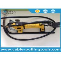 China Hydraulic Foot Operated Oil Pump For Power Supply for sale
