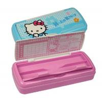 Wholesale Personalized Hello Kitty Cool Pencil Cases For Teenage Girls from china suppliers