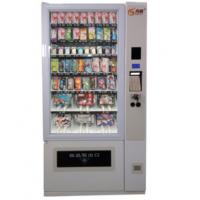 Wholesale Vending Machine for cigarette snacks drinking gum etc factory outlet directly ce standard from china suppliers