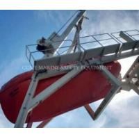 Wholesale 16 Persons Free Fall/Enclosed Life Boat and 55kn Davit from china suppliers