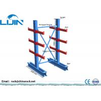 Single Sided Heavy Duty Cantilever Storage Racks with 200-2000kg per level