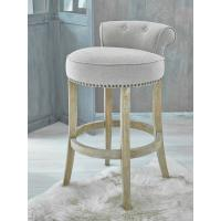 Wholesale luxury bar stools of 2018 french bar stools ,with high quailty wood and fabric to make from china suppliers