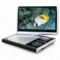 Wholesale 10.2-inch Portable DVD Player with CPRM from china suppliers