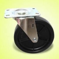 Wholesale Caster Wheel for Industrial Uses, Available Various Sizes and Materials from china suppliers
