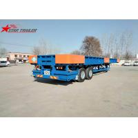Wholesale Transporting Containers Extendable Flatbed Trailer Filled With Liquid Bath Tub from china suppliers