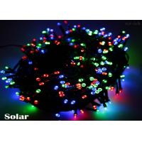 Wholesale Single Color / RGB Solar Powered LED String Lights Outdoor For Wedding Party 20m 200 Leds from china suppliers