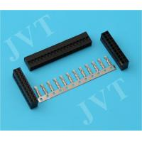 Double Row Electronic Terminal Wire to Board Connector 130V AC/DC Rating Voltage