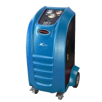Wholesale Digital Scale Car Refrigerant Recovery Machine Fully Automatic 1.8CFM Pump from china suppliers