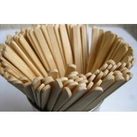 China wooden coffee stick/ coffee stirrer /coffee bar on sale