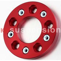 5 Lug Single Drilled  Wheel Adapter Car Wheel Spacers with Open - End Lug Nuts for sale