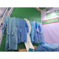 Wholesale Disposable Non Woven Disposable Surgical Gown Reinforced With Hand Towels from china suppliers