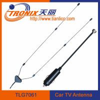 Wholesale interior windscreen mount tv car antenna/ 1 section mast car radio antenna TLG7061 from china suppliers