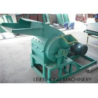 120*450mm Feeder Size Wood Chipper Machine Wood Plastic Composite Machine