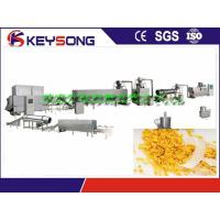 Wholesale Nutritional Breakfast Cereal Making Machine 380v 45kw Energy Saving 600 * 900 * 1900mm from china suppliers