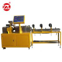 Wholesale Lab Twin Screw Rubber Testing Machine Plastic Extruder Machine from china suppliers