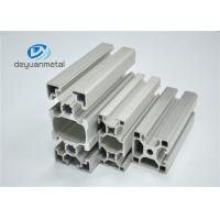 Wholesale 5.98 Meter Silver Anodized Aluminium Profiles , Durable Aluminum Extrusion Products from china suppliers