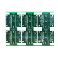 FR4 Copper Clad PCB Board Multi Layer Circuit Boards For Electronic Remote Control System