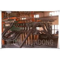Quality 45KW Electric Furnace Continuous Casting Machine Upward Type For Oxygen Free Copper Rod for sale