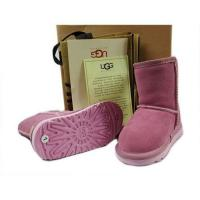 China sell Kid's UGG Classic Short Boots 5281 - Pink on sale