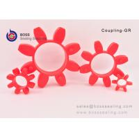 Wholesale GR profile PU material elastic spiders for shaf coupling blue red green yelow color from china suppliers