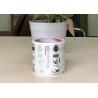 PET Anti Statisch Chrome Bopp Labels , Printable White Self Adhesive Sticker for sale