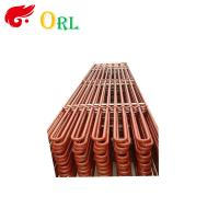 Wholesale Durable Boiler Super Heater Tube Coils , Superheater In Thermal Power Plant / Coal Power Plant from china suppliers