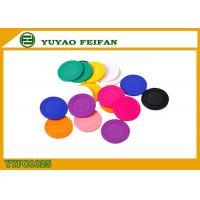Best Colorful Feifan Style Clay Material Custom Design Poker Chips 8g 40 X 3.3mm wholesale