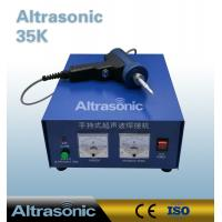 Wholesale Portable High Frequency Noise Sound Absorbing Cotton 800W Ultrasonic Riveting Welder from china suppliers
